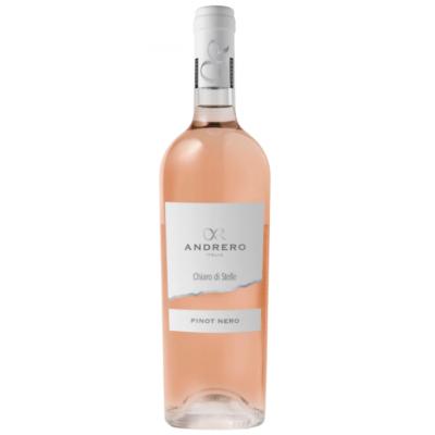 Вино Andrero Pinot Nero Chiaro di Stelle Terra Siciliane IGT 2019