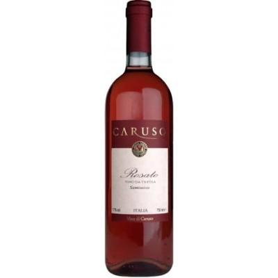 Вино Caruso Rosato Semisecco