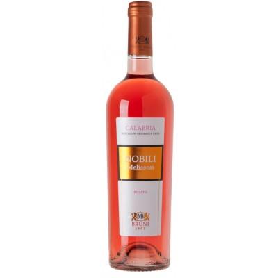 Вино Nobili Melissesi Rosato Calabria IGT Bruni 2017