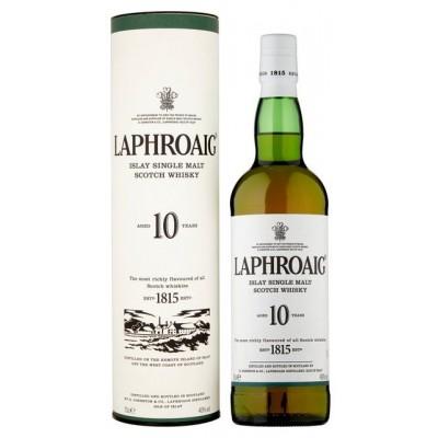 Laphroaig Islay Single Malt 10 YO