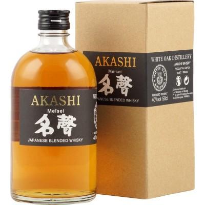 Akashi Meisei Japanse Blended Whisky