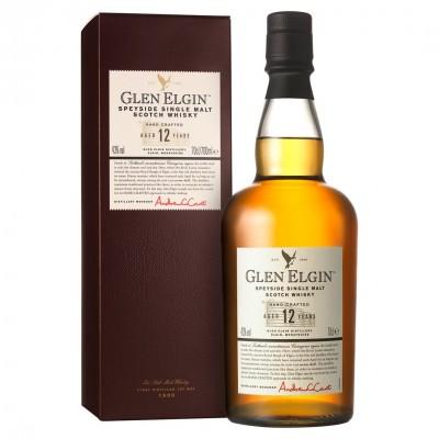 Glen Elgin Speyside Single Malt 12 Years