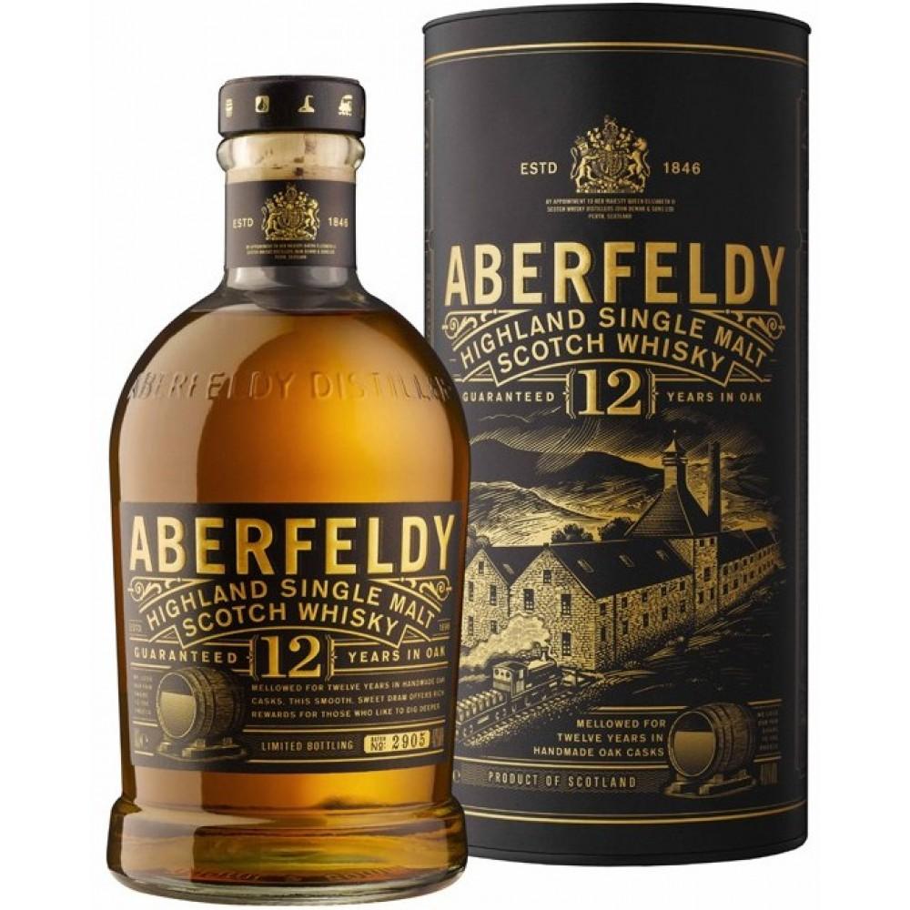 Aberfeldy 12 Years Old 1л.