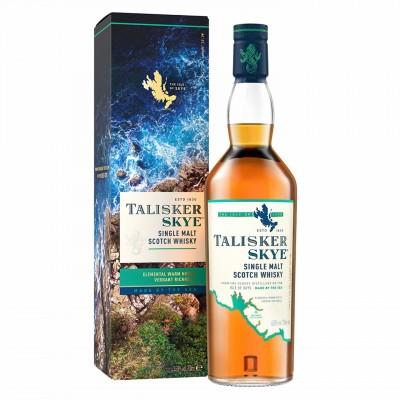 Talisker Skye Single Malt Scotch Whiskey New