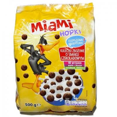 Злаковые шарики Miami Hopki