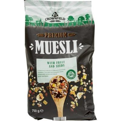 Мюсли Crownfield Premium (зел)